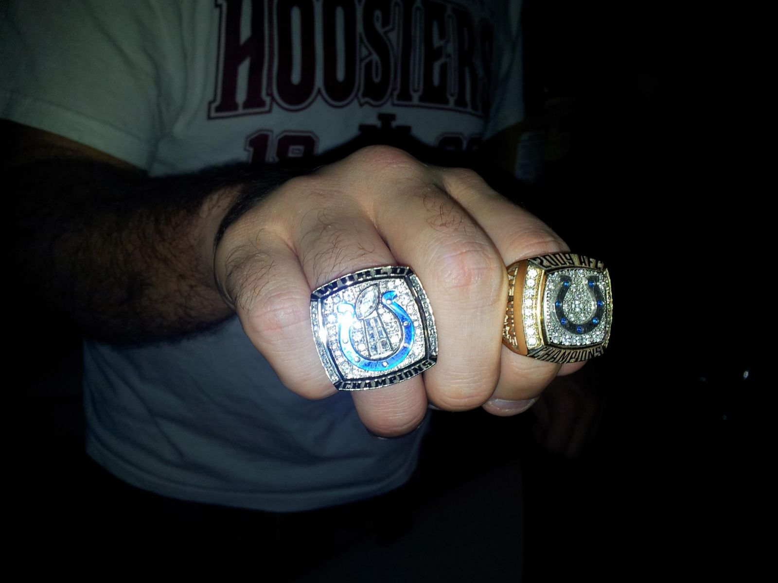 contentgallery players look rings college championship alabama receive