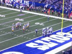 Colts Huddle